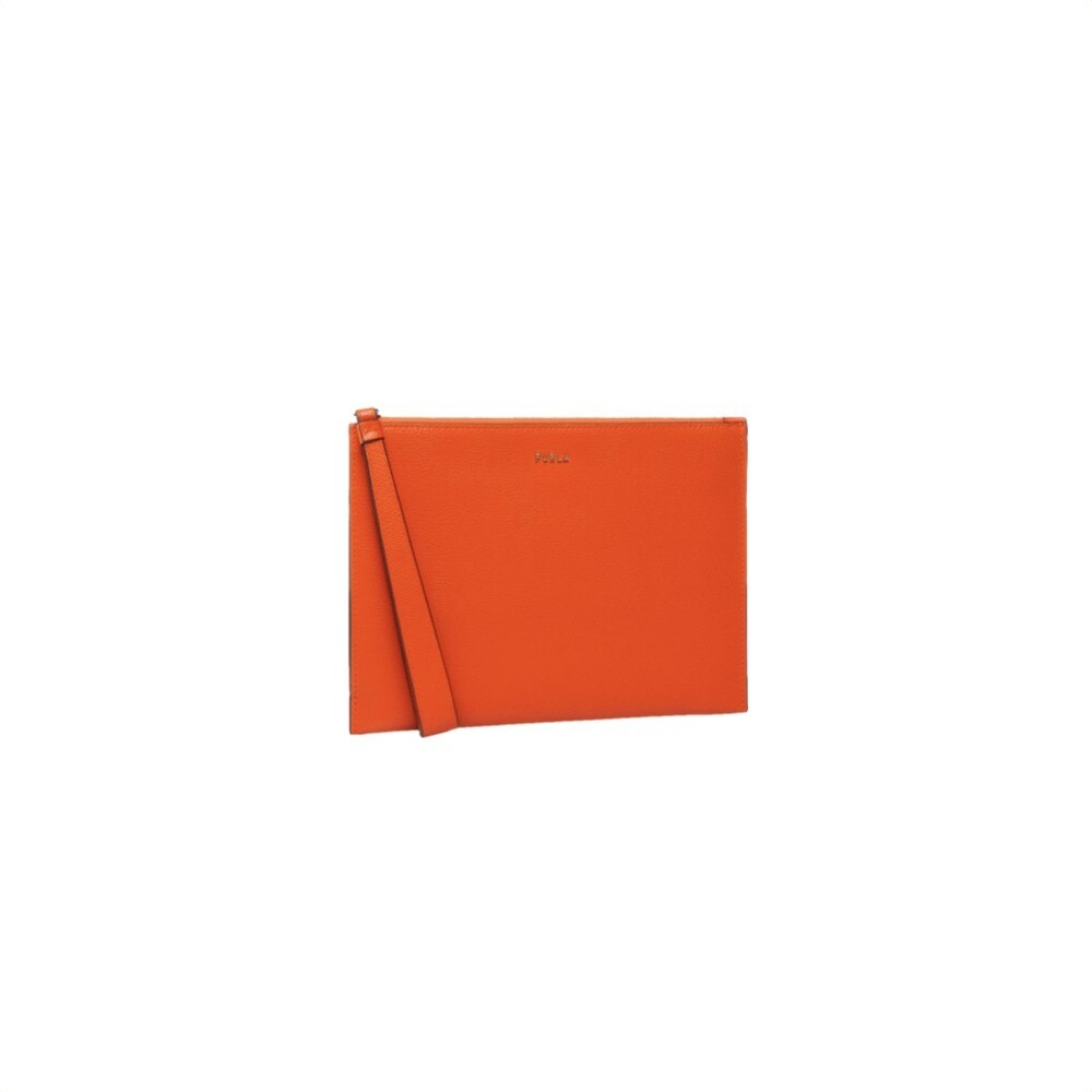 FURLA - Babylon S Envelope - Orange