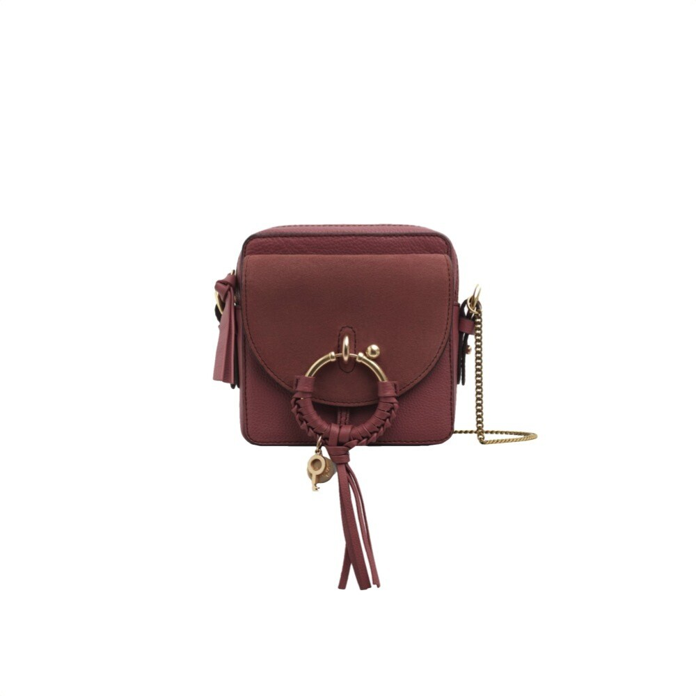 SEE BY CHLOÉ - Joan Mini Crossbody Bag - Fawn Brown