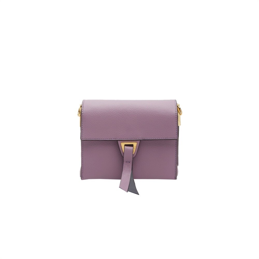 COCCINELLE - Louise Mini - Mauve/Ash Grey