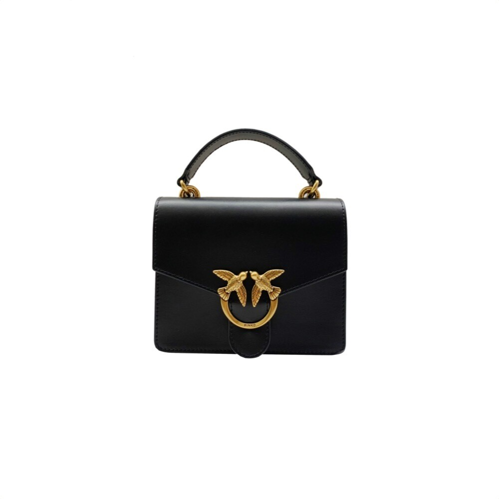 PINKO - Mini Love Bag Top Handle Simply - Black