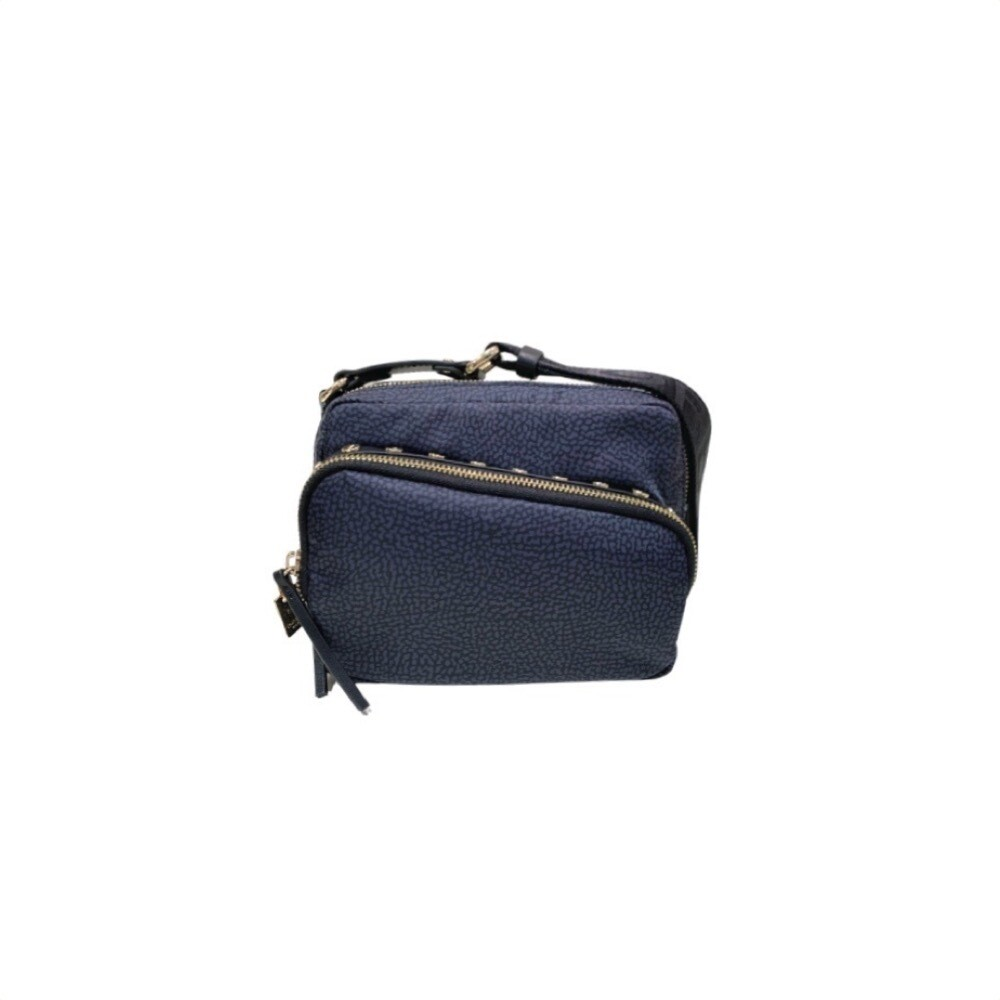 BORBONESE - Metro Camera Bag Small - Black