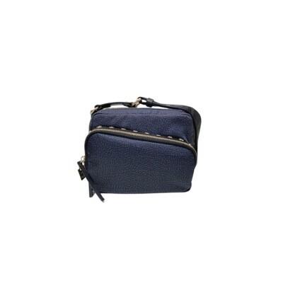 BORBONESE - Metro Camera Bag Small - Black