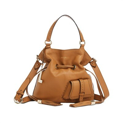 LANCEL - Premier Flirt Bucket Bag M - Camel