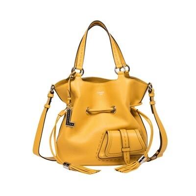 LANCEL - Premier Flirt Bucket Bag M - Sun