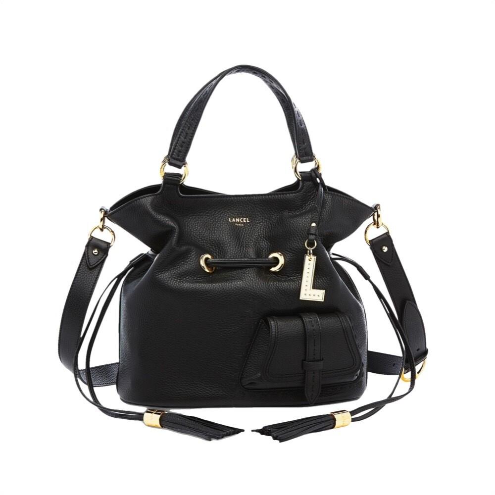LANCEL - Premier Flirt Bucket Bag M - Black