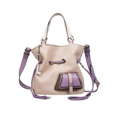 LANCEL - Premier Flirt Bucket Bag M - Multicolor Stone