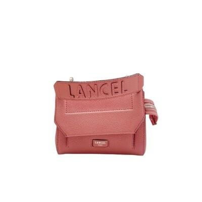 LANCEL - Ninon Flap Bag S - Pink