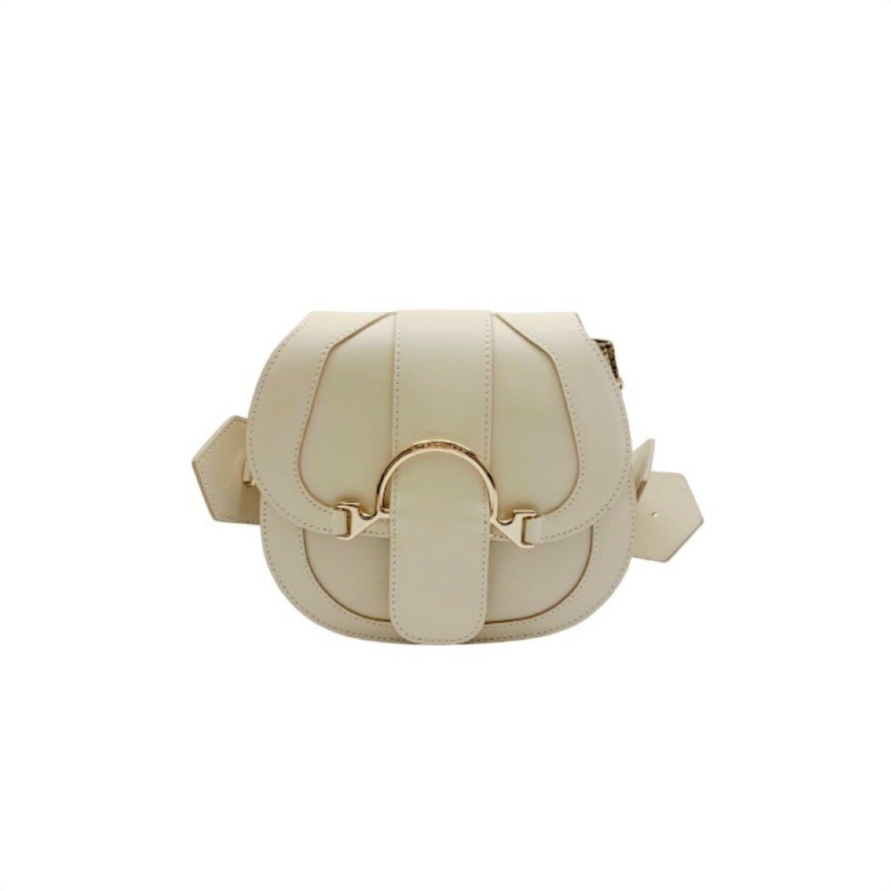 BORBONESE - 110 Bag Small - Beige