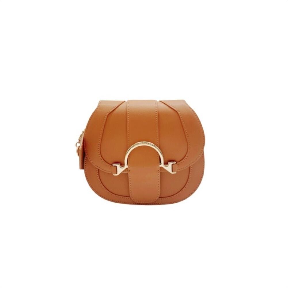 BORBONESE - 110 Bag Small - Marrone