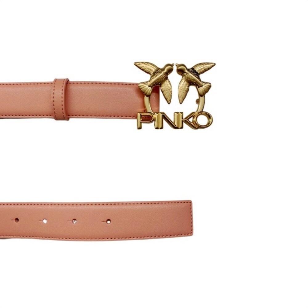 PINKO - Aster Simply cintura vita alta - Pink