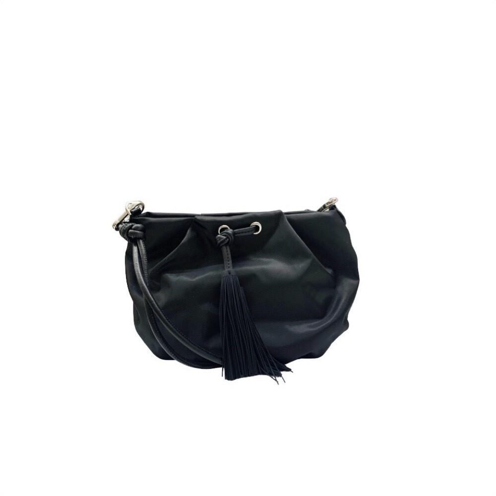 GUM - Clutch Soft Bag S - Nero