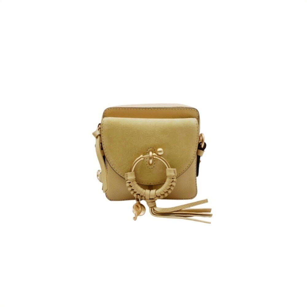 SEE BY CHLOÉ - Joan Mini Crossbody Bag - Seed Brown