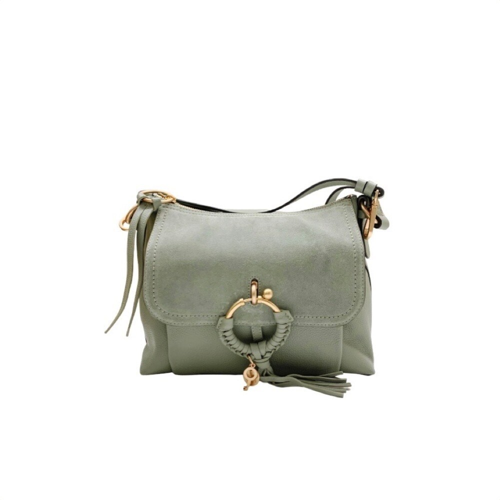 SEE BY CHLOÉ - Joan Small Shoulder Bag - Misty Forest