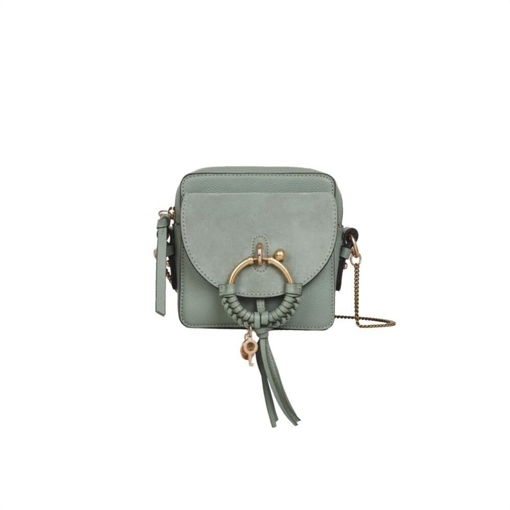 SEE BY CHLOÉ - Joan Mini Crossbody Bag - Misty Forest