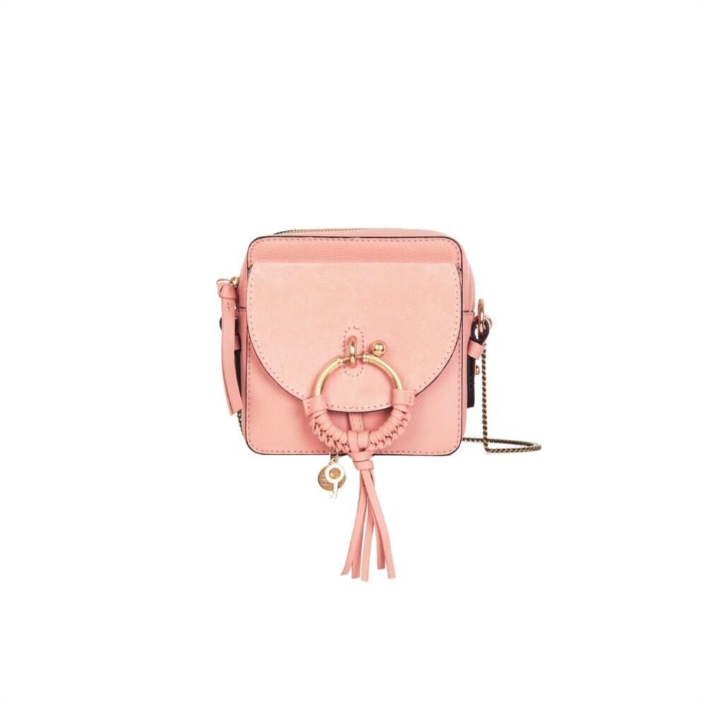 SEE BY CHLOÉ - Joan Mini Crossbody Bag - Fallow Pink