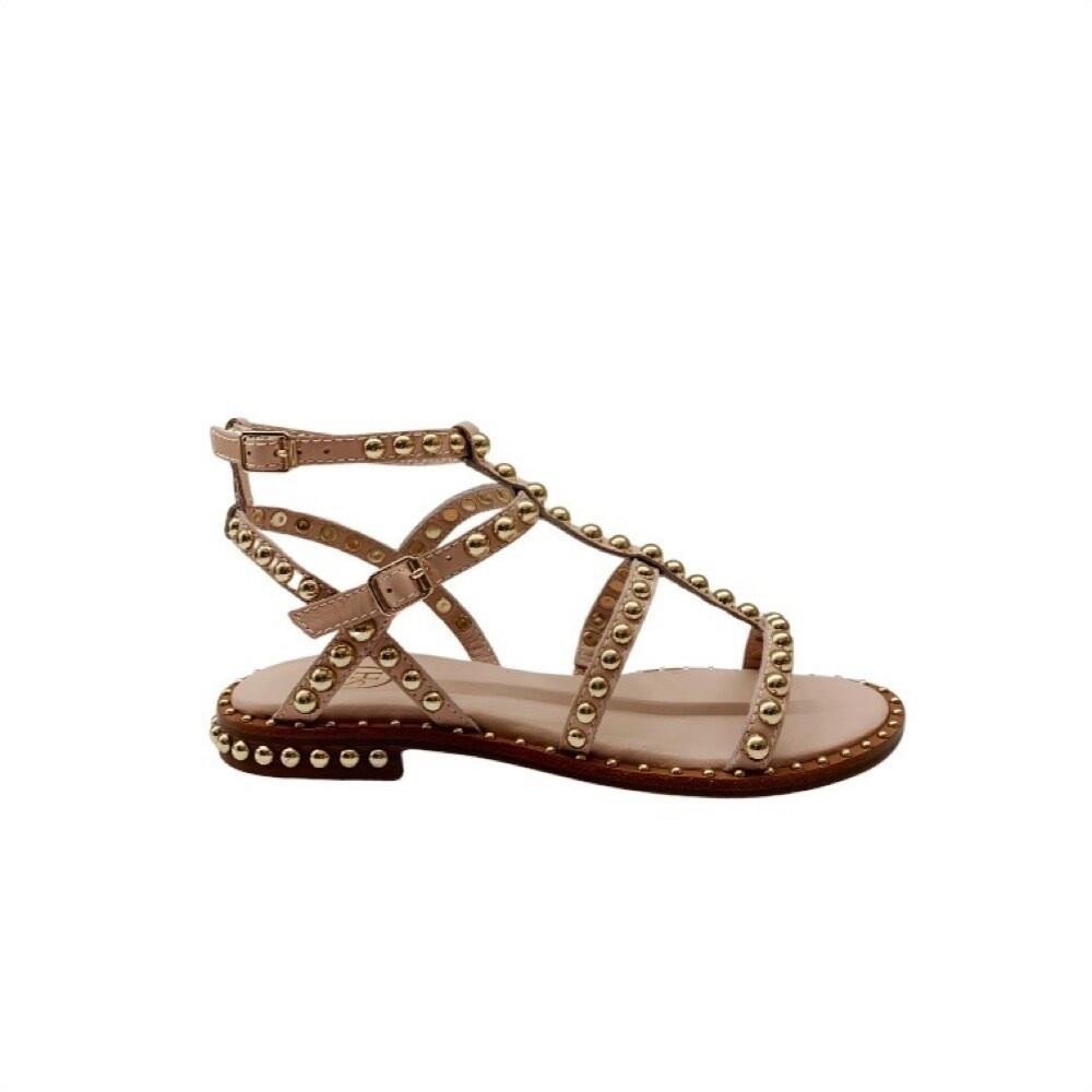 ASH - Precious Sandalo con borchie - Pinksalt