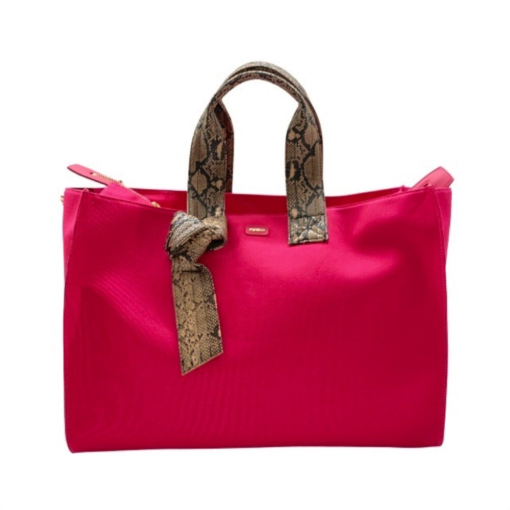 PINKO - Horizontal Big Shopping - Magenta
