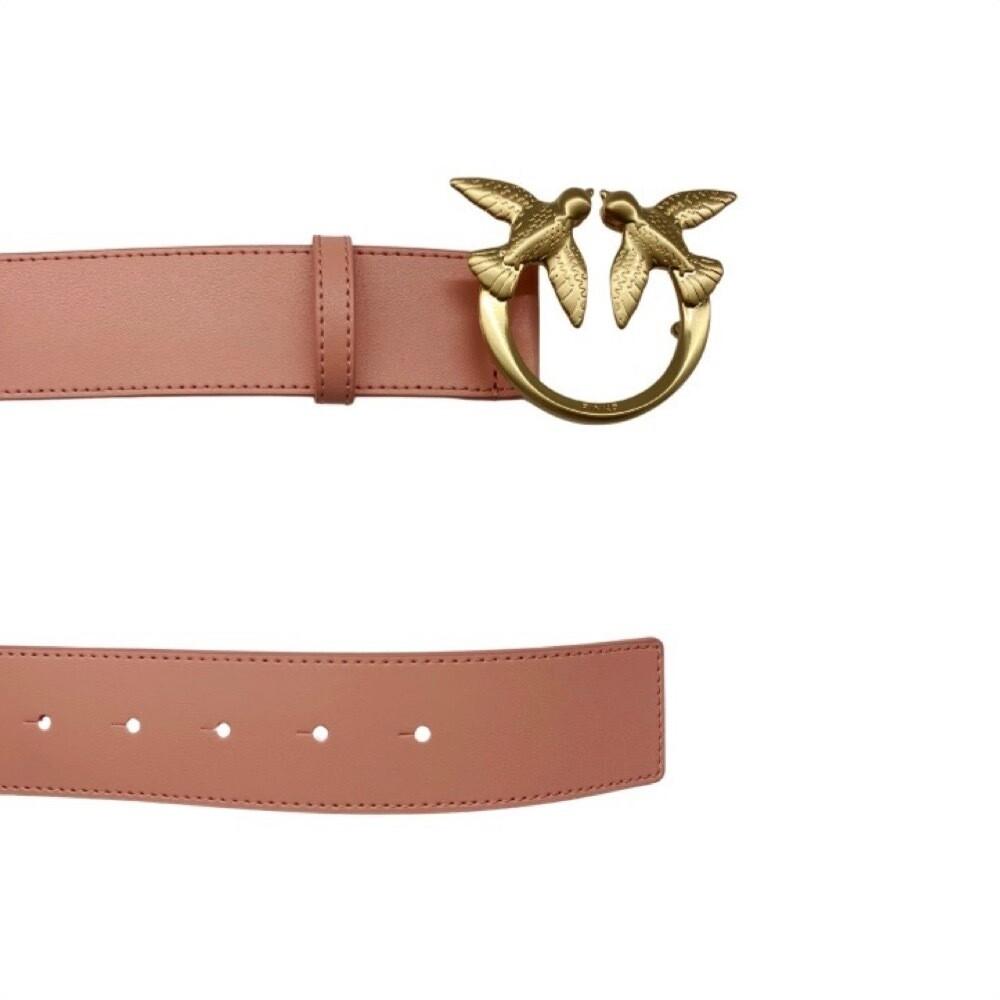 PINKO - Love Berry Simply cintura vita alta - Pink
