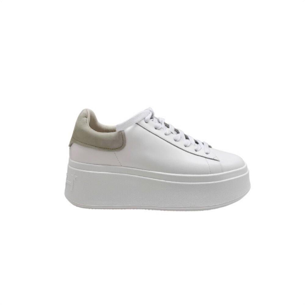ASH - Moby sneakers - White/Eggnug