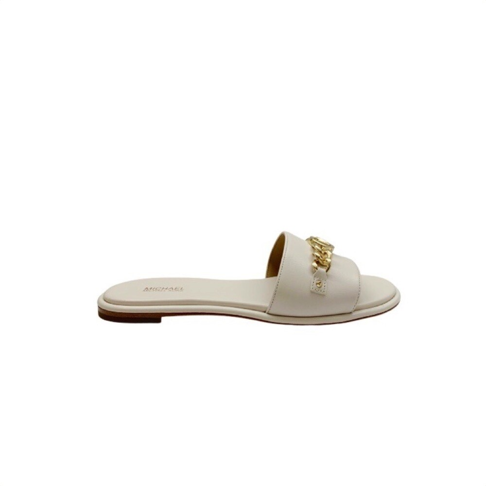 MICHAEL KORS - Rina Slide - Light Cream