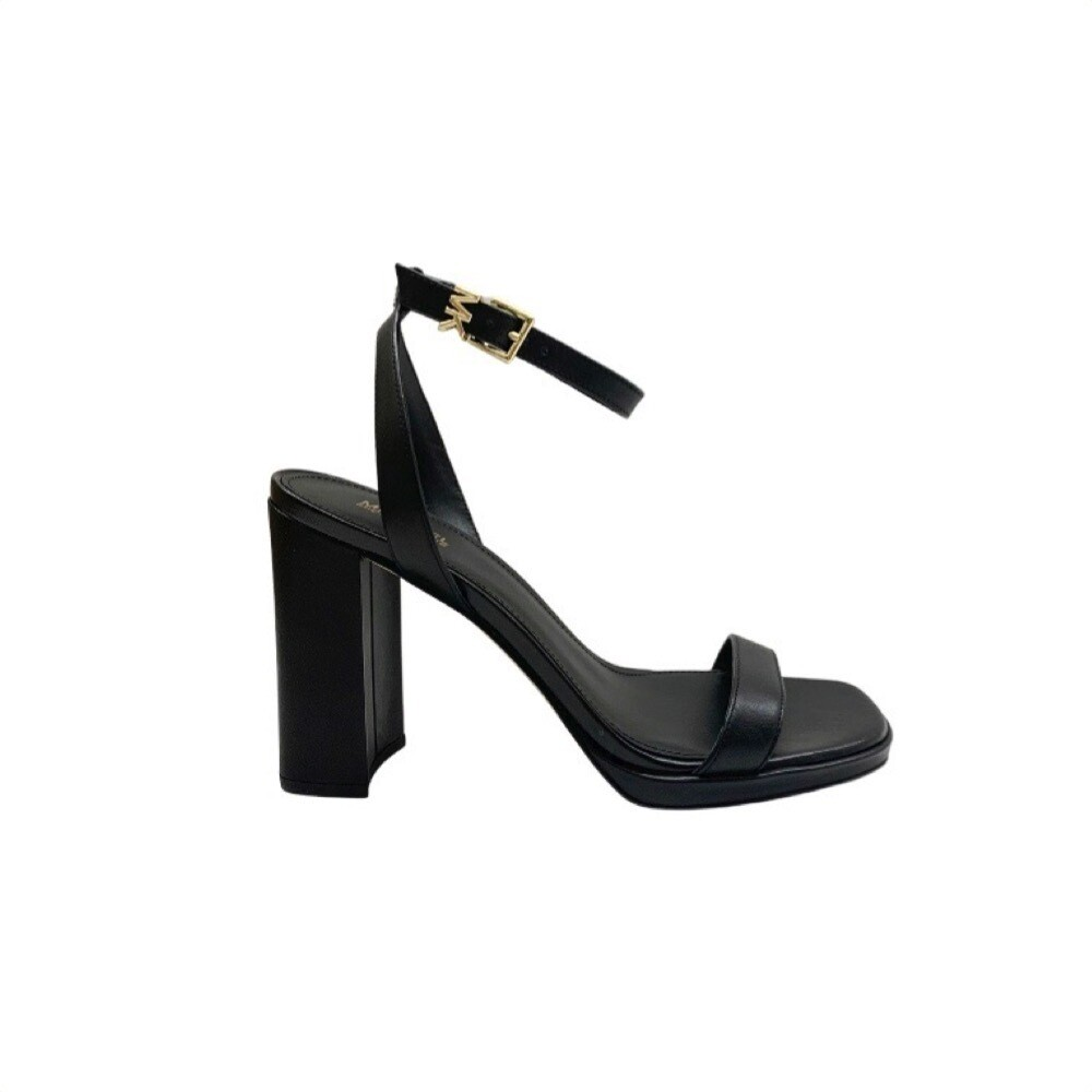 MICHAEL KORS - Angela Ankle Strap - Black