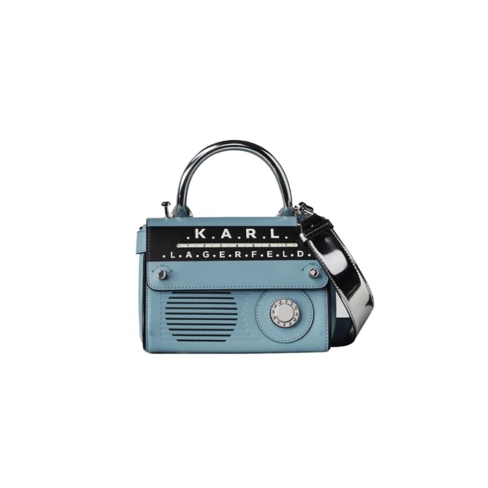 KARL LAGERFELD - K/Ikon Mini Borsa a mano Radio - Multi