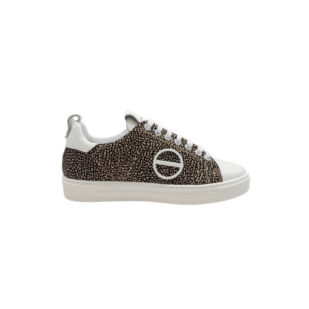 BORBONESE - Sneakers - Bianco/OP Natural