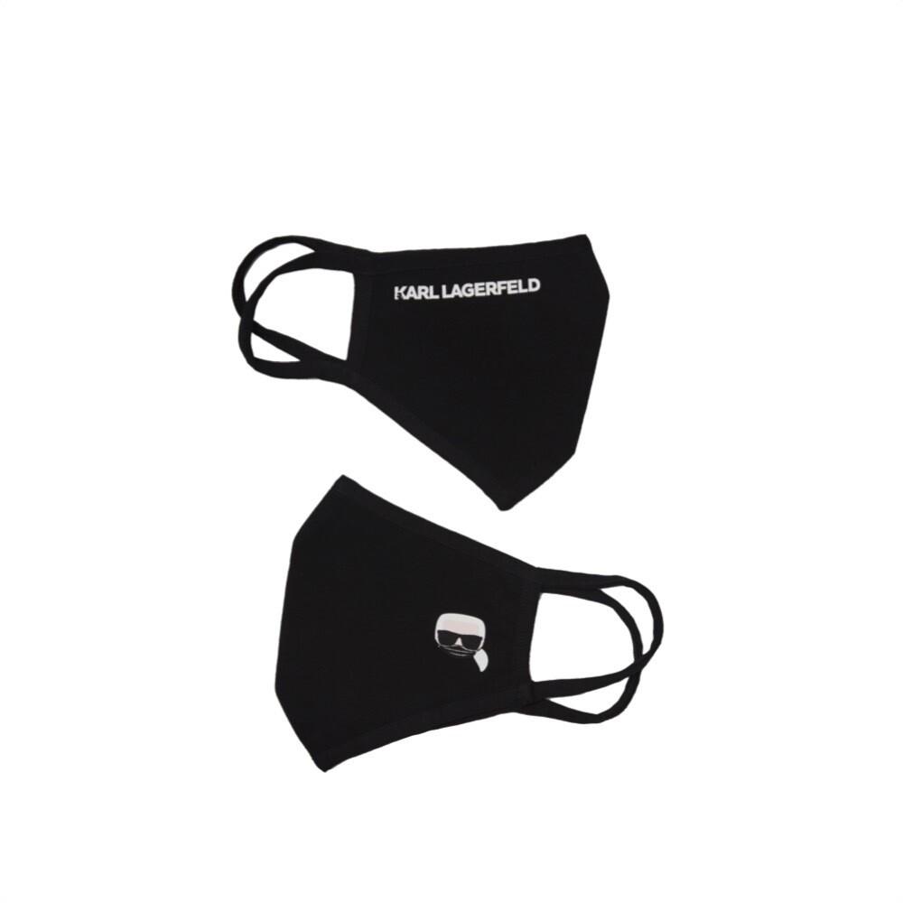 KARL LAGERFELD - K/Protect Set di 2 mascherine Ikonik