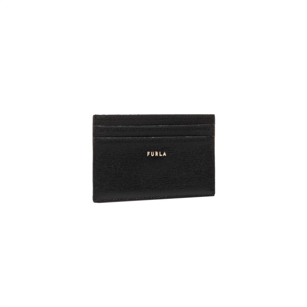 FURLA - Babylon S Card Case - Nero