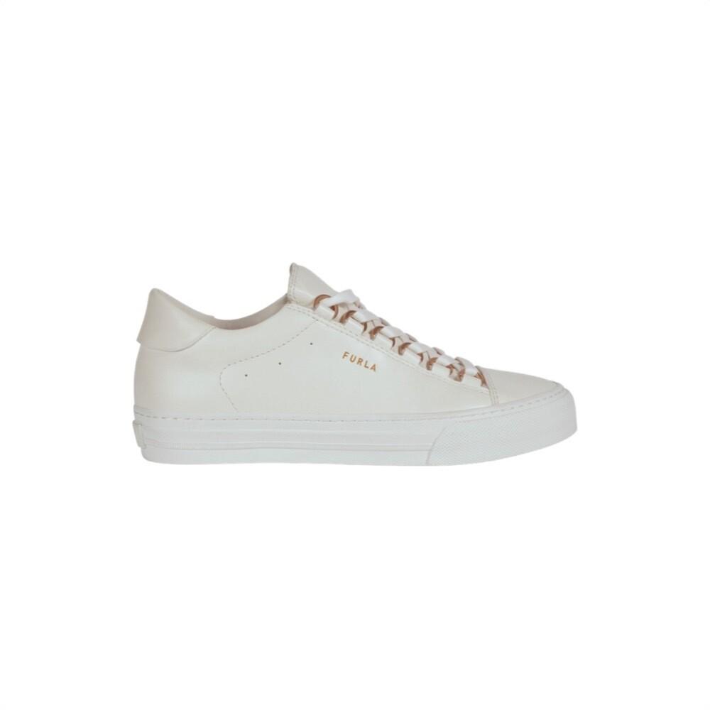 FURLA - Hikaia Low Sneakers - Talco