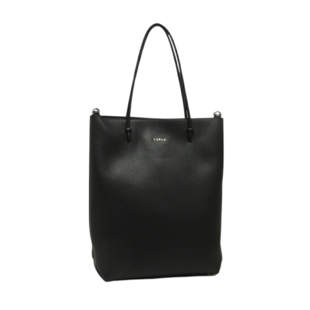 FURLA - Essential M Shopping - Nero