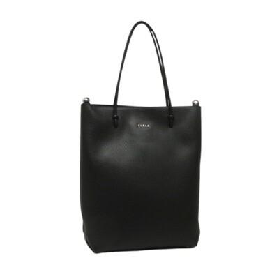 FURLA - Essential M Shopping - Nero