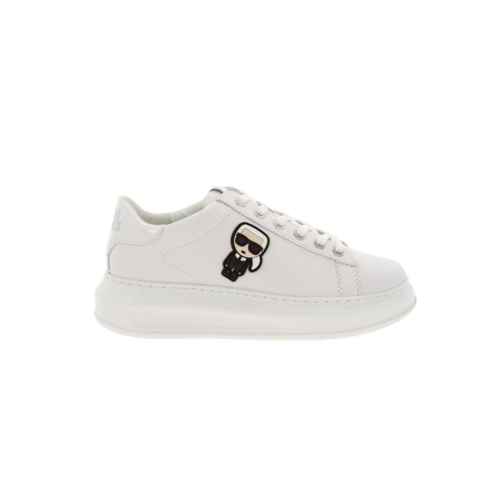 KARL LAGERFELD - K/Ikonik Sneakers Kapri - White