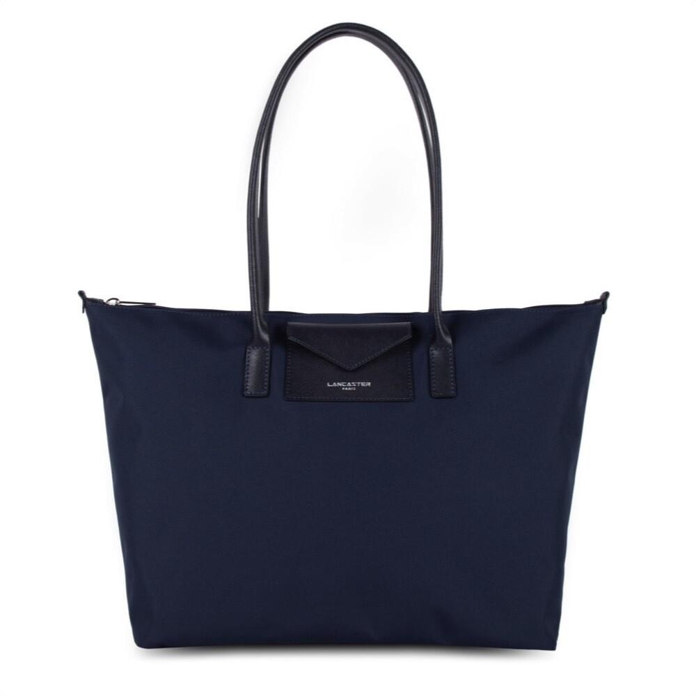 LANCASTER - Smart KBA Shopping grande - Bleu Fonce