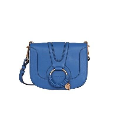 SEE BY CHLOÉ - Hana Small Crossbody Bag - Moonlight Blue