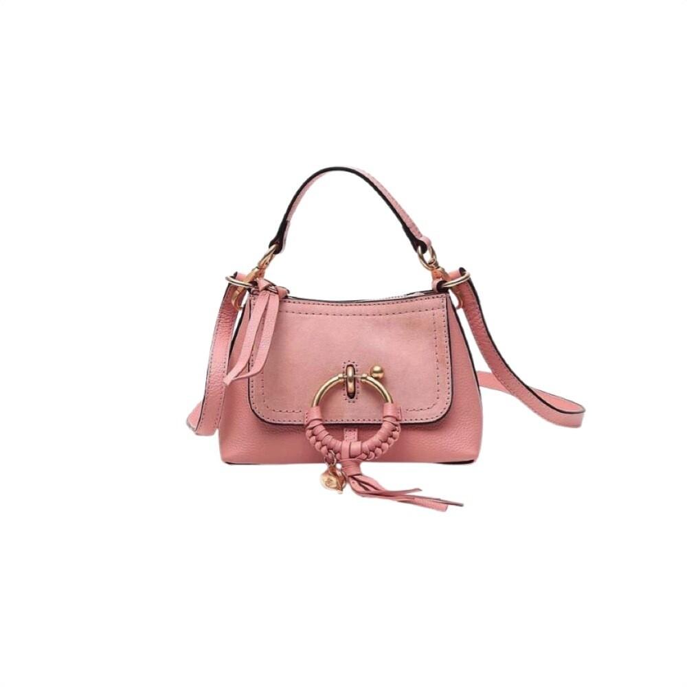 SEE BY CHLOÉ - Joan Mini Crossbody - Fallow Pink