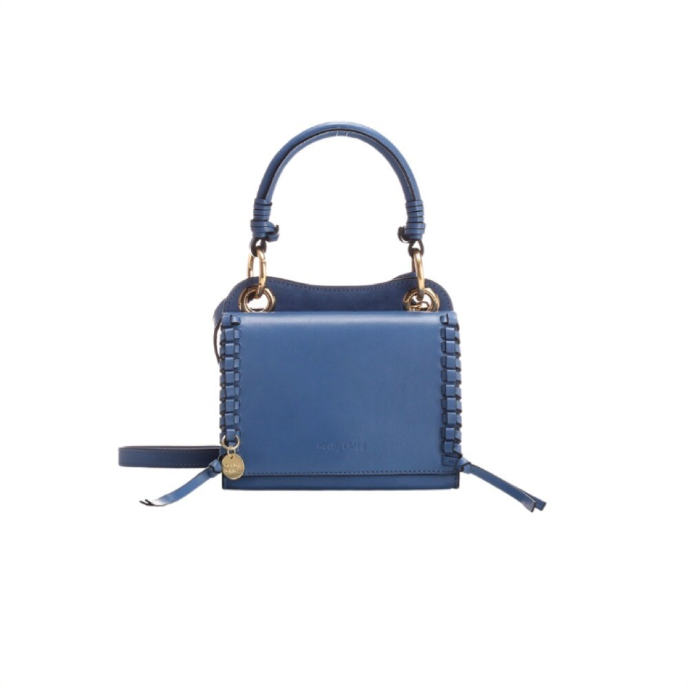 SEE BY CHLOÉ - Tilda Mini Bag - Moonlight Blue