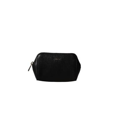 FURLA - Electra S Cosmetic Case - Nero