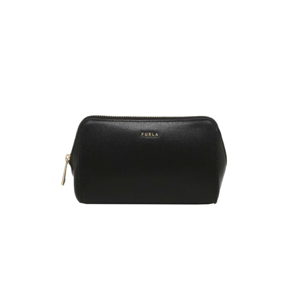 FURLA - Electra M Cosmetic Case - Nero