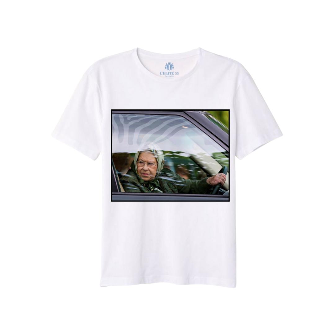 L'ELITÉ 55 - T-shirt stampa Wedding - Queen
