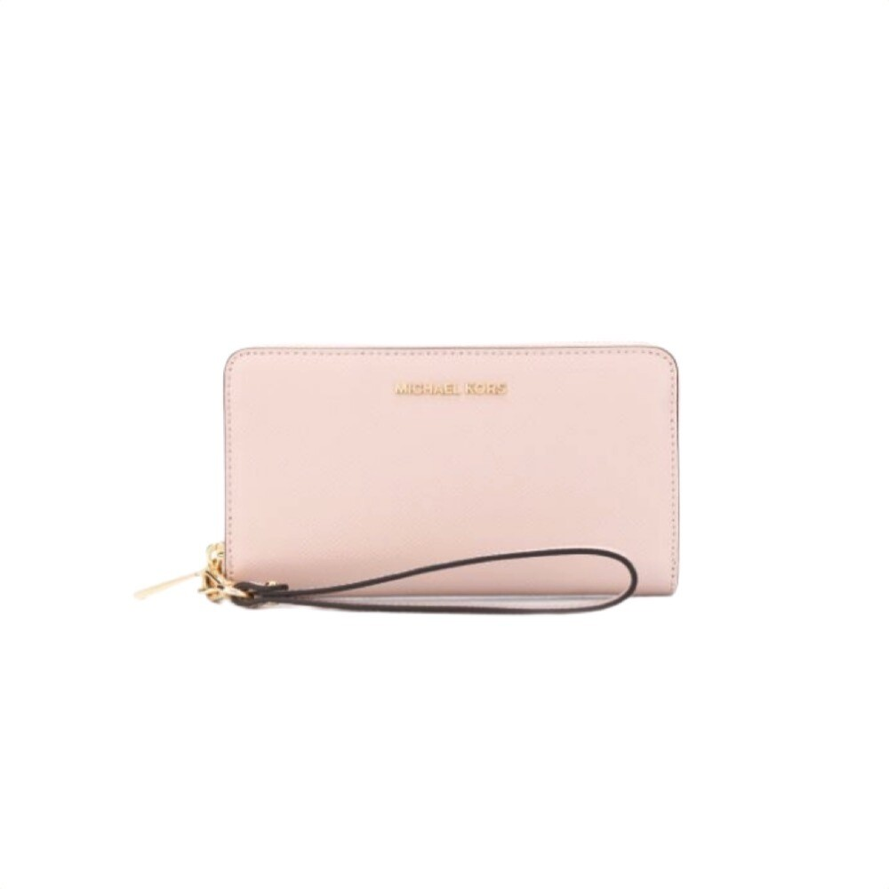 MICHAEL KORS - LG Smartphone Wristlet - Soft Pink