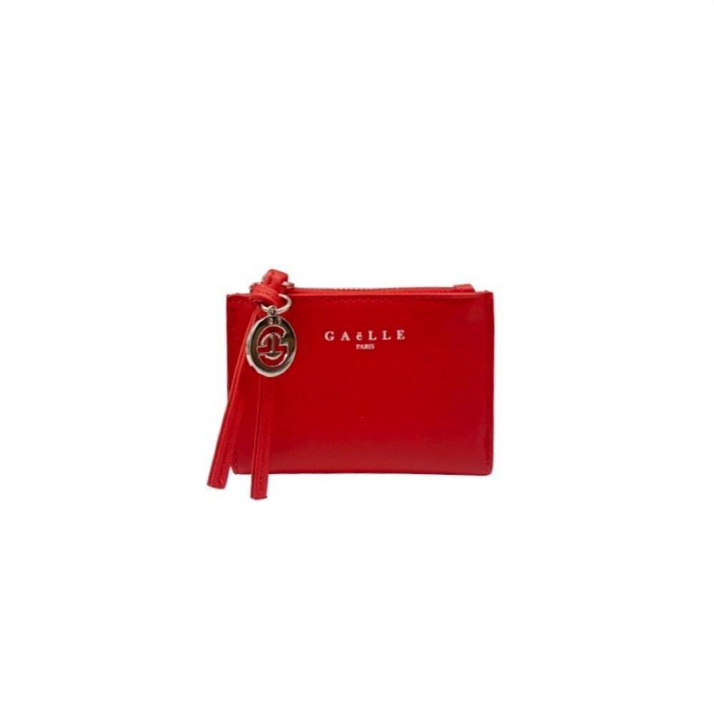 GAËLLE PARIS - Portafoglio piccolo - Rosso
