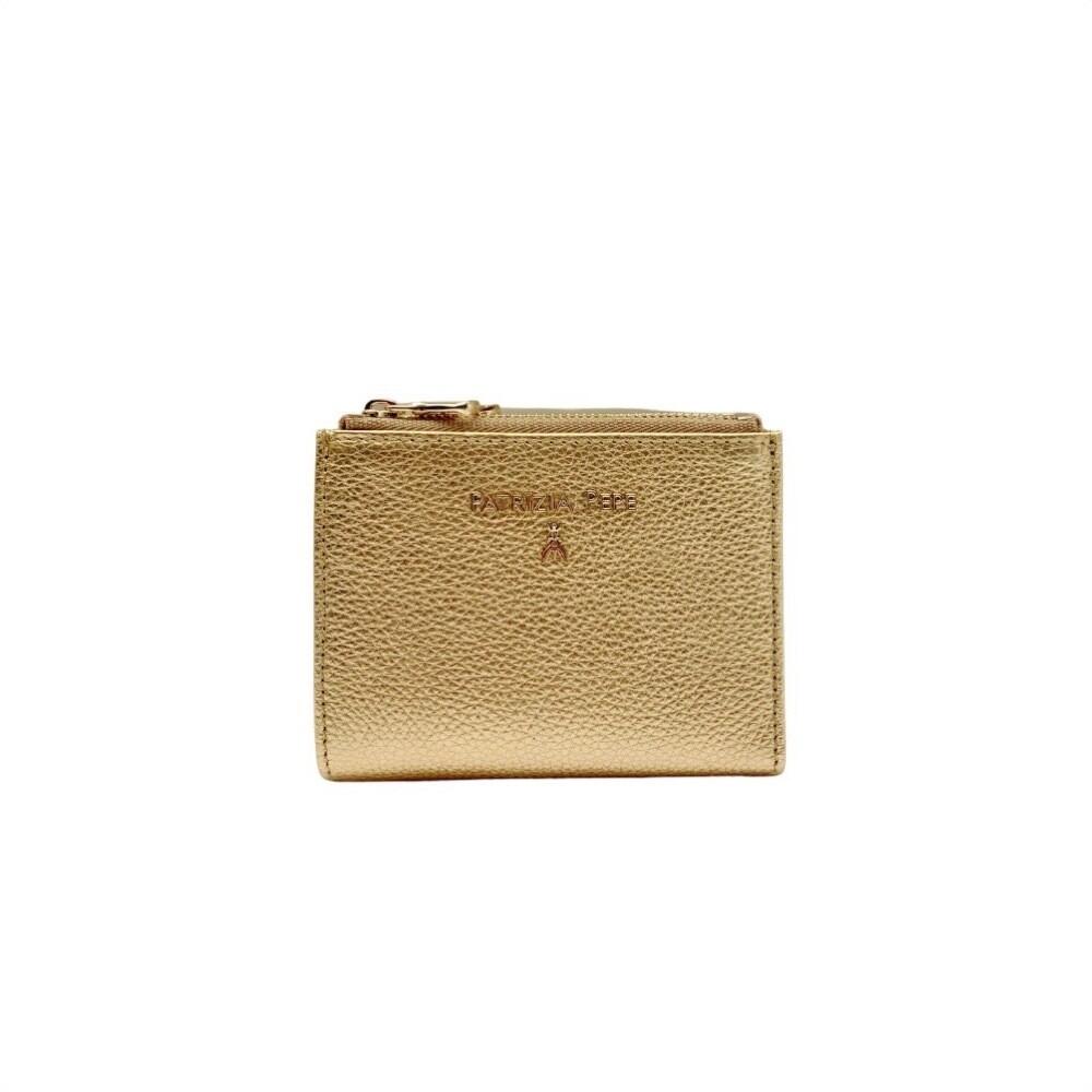 PATRIZIA PEPE - Portafoglio compatto - Gold Star