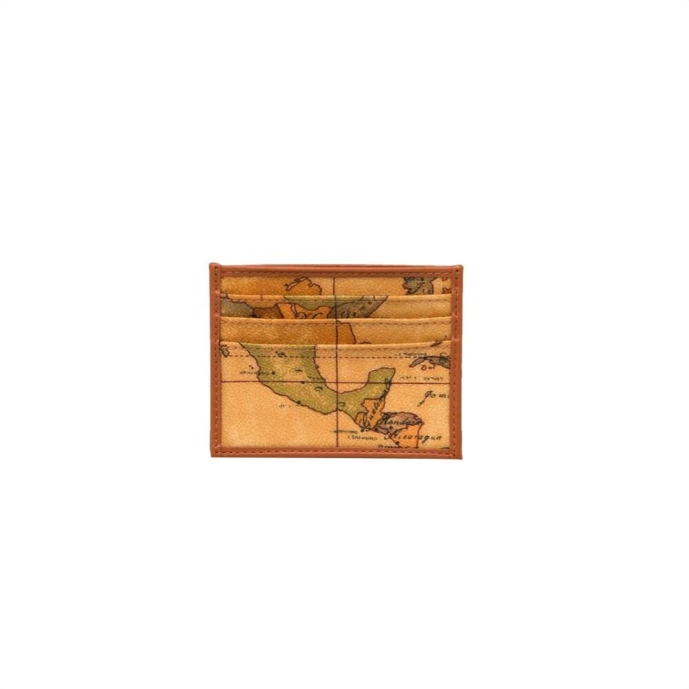 ALVIERO MARTINI - Geo Classic Portacarte - Natural
