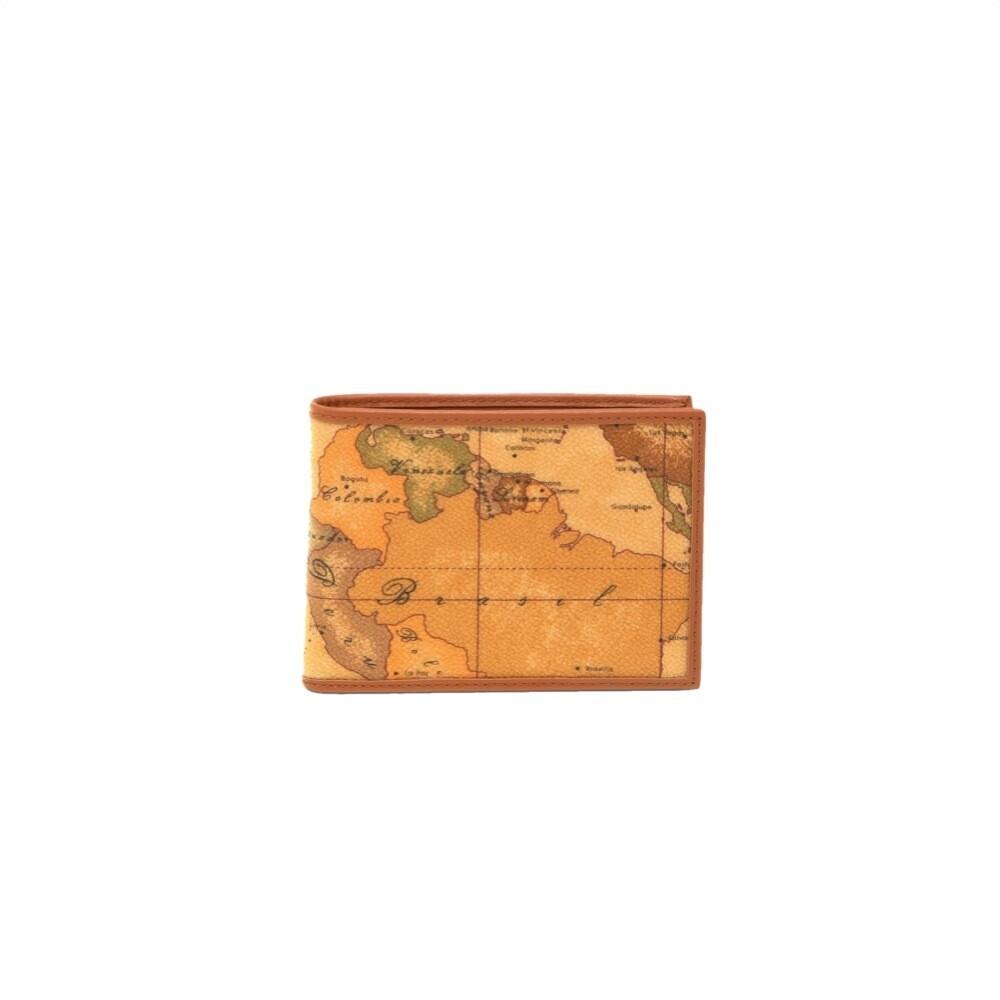 ALVIERO MARTINI - Geo Classic Portafoglio Uomo - Natural