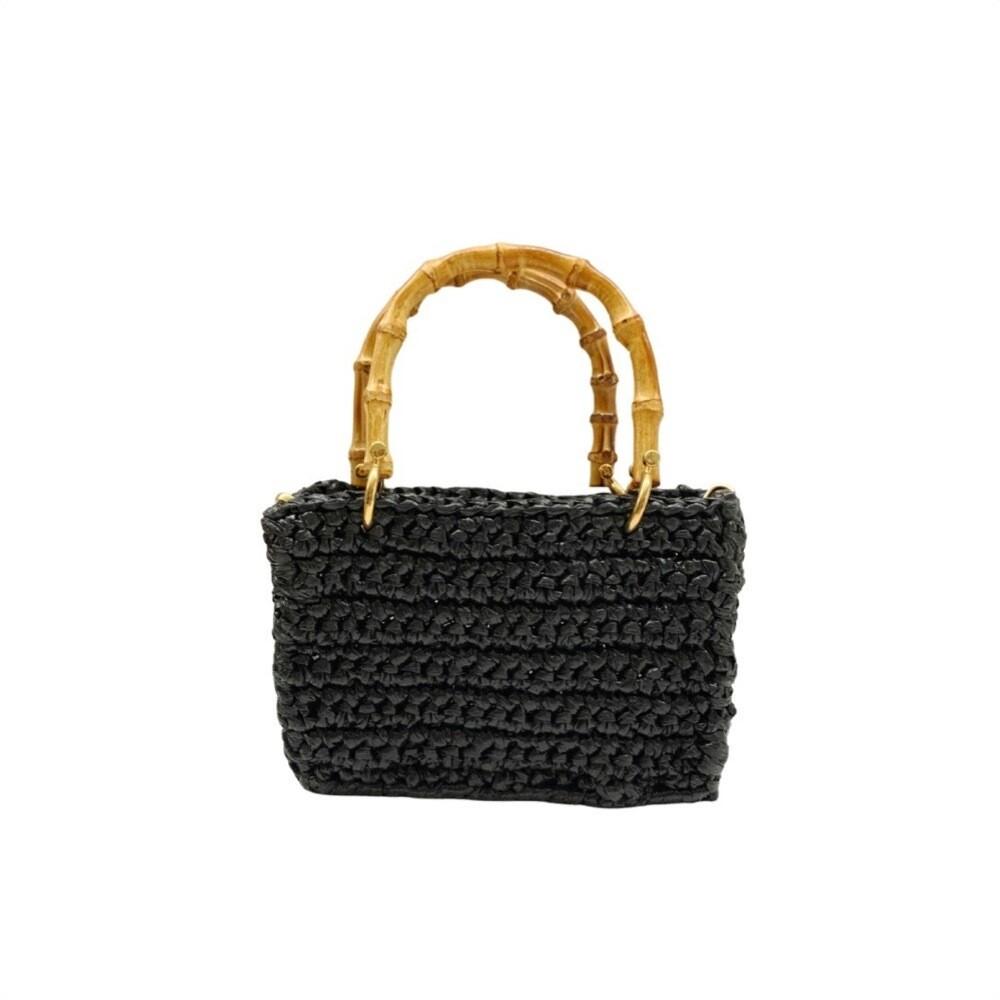 CHICA - Meteora Shopping Bag Piccola - Nero