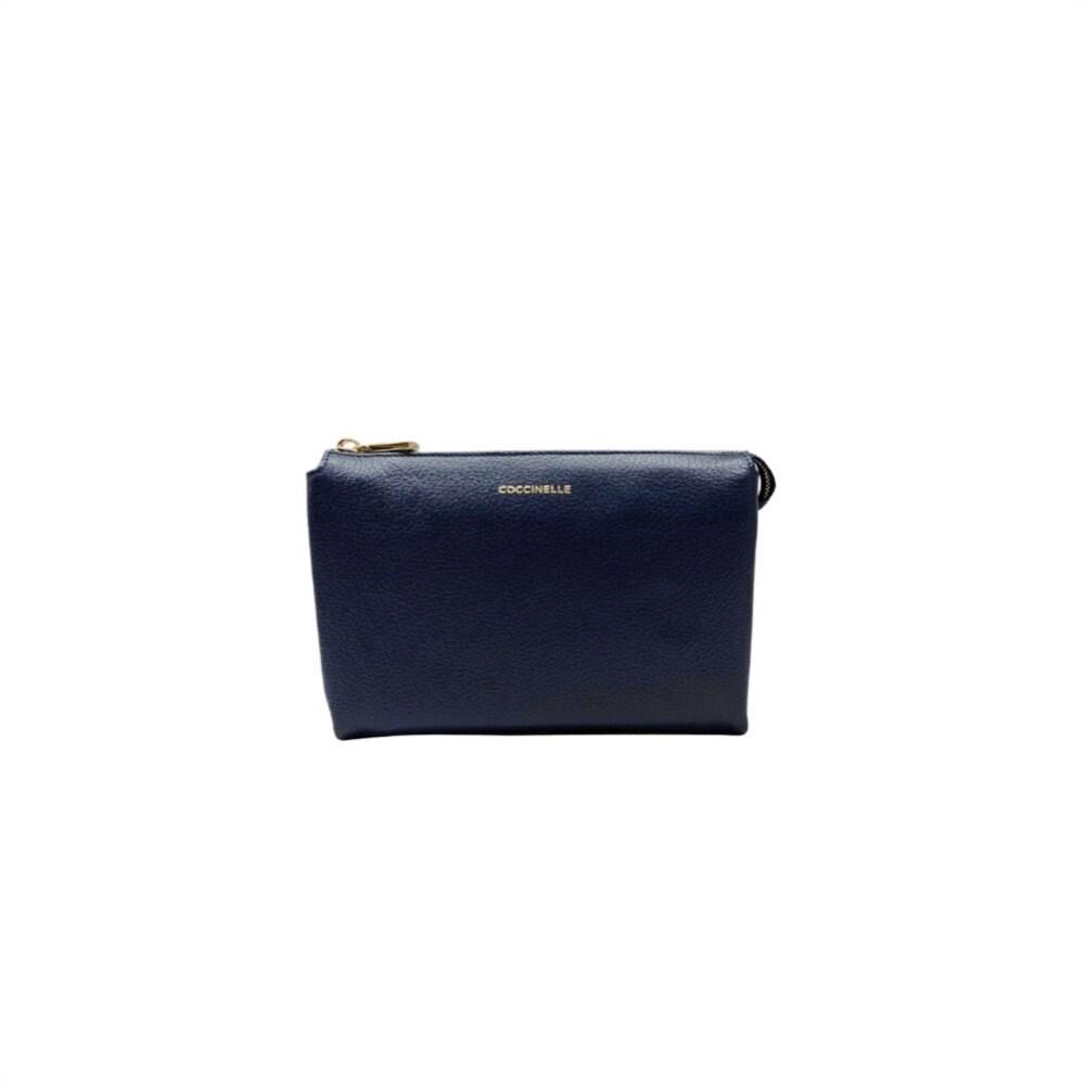 COCCINELLE - Lulu Grained Mini Bag - Ink