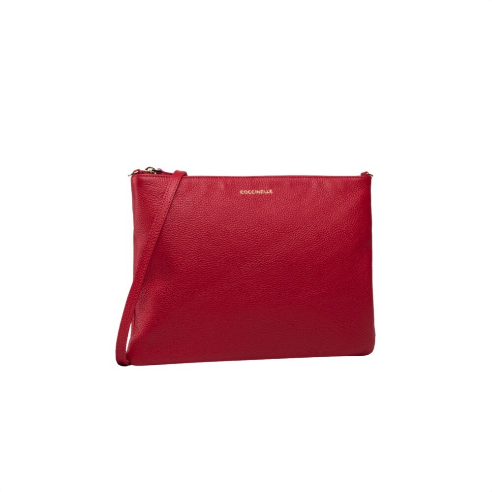 COCCINELLE - New Best Crossbody Soft - Ruby