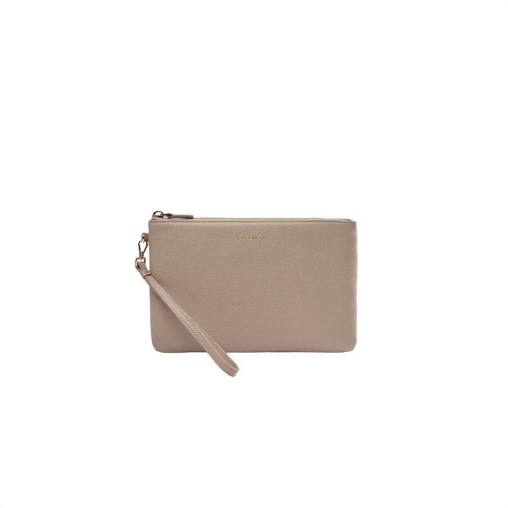 COCCINELLE - New Best Soft Pochette Media - Powder Pink