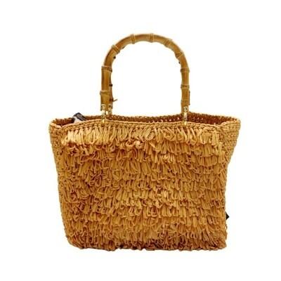 CHICA - Diamante Shopping Bag Media - Oro